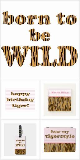 Fun quotes: Tigerprint