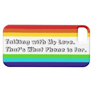 Fun Rainbow iPhone 5/5S case