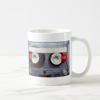 Fun Retro Cassette Tape Coffee Mug