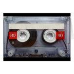 Fun Retro Cassette Tape Greeting Card