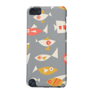 Fun Retro Fish iPod Touch (5th Generation) Case
