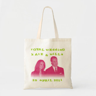 Fun Royal Wedding Bag