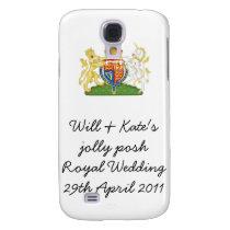 Fun Royal Wedding souvenir mobile cover