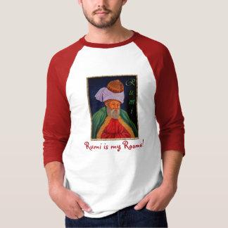 Fun Rumi Spiritual Sufi Mystic Art T-Shirt