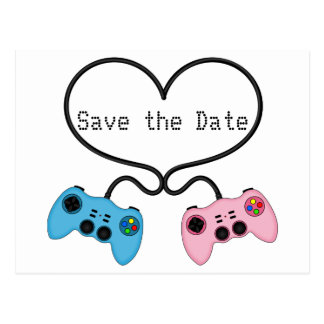 Funny Save The Date Postcards & Postcard Template Designs