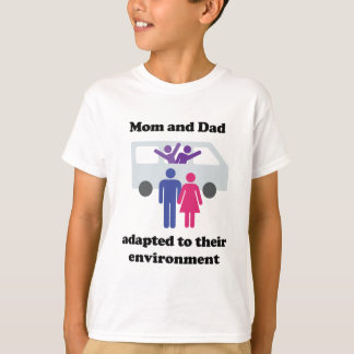Fun Science Family Science T-Shirt for Kids and Ad