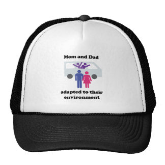 Fun Science Family Science T-Shirt for Kids and Ad Trucker Hat