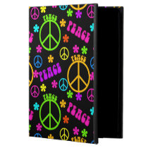 Fun Seventies pattern iPad Air case