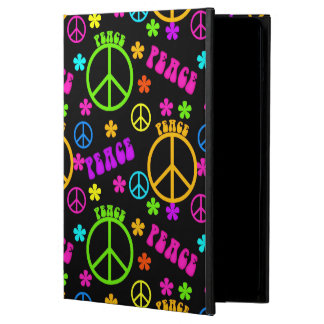 Fun Seventies pattern iPad Air case
