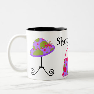 Fun Shopaholic's Mug