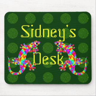Fun Sidney Salamander Mouse Pad