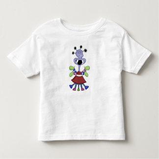 Fun Silly Monster 3 Toddler T-Shirt