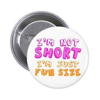 Fun Size 2 Inch Round Button