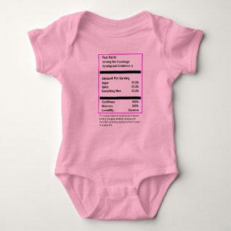 """""""Fun Size"""" Body Suit - Girls T-shirt"""