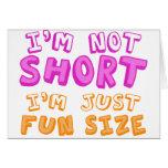 Fun Size Card