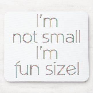 Fun Size Color Mouse Pad