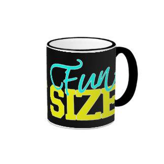 Fun Size For Dark Colors Ringer Mug
