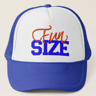 Fun Size For Light Colors Trucker Hat
