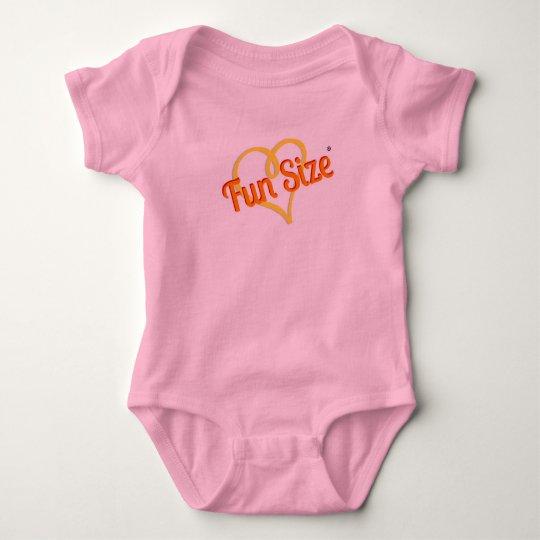 Fun Size - Girl Baby Creeper