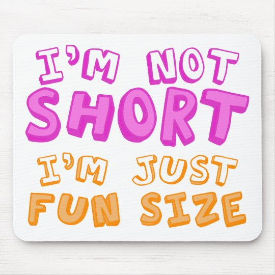 Fun Size Mouse Pad