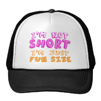 Fun Size Trucker Hat