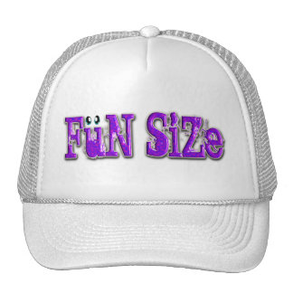 FUN SIZED TRUCKER HAT