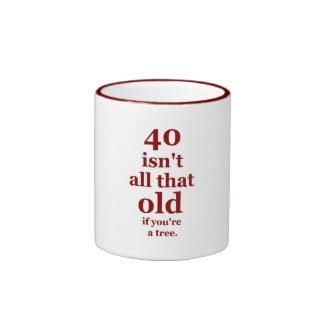 FUN SLOGANS 12 (mug) Ringer Mug