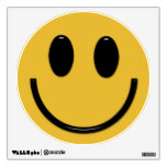 Fun Smiley Face Decal Room Decal