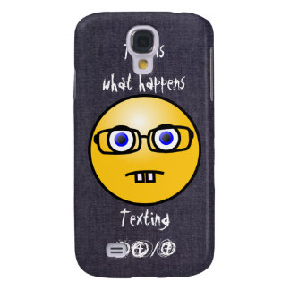 Fun Smiley Face Glasses Case iPhone 3G/3GS