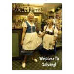 Fun Solvang Postcard! Postcard