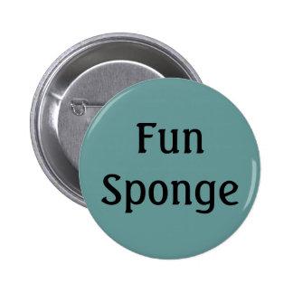 Fun Sponge Pins