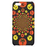 Fun Spooky Halloween Kaleidoscope Pattern iPhone 5C Cover