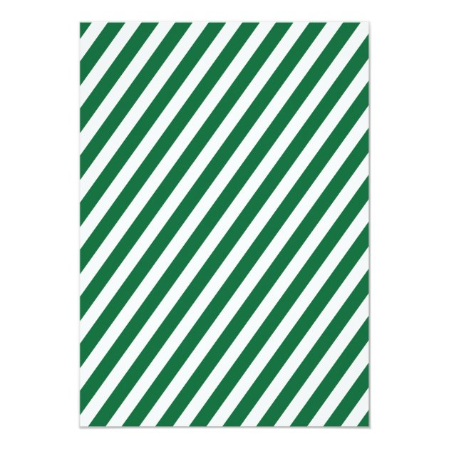 Fun St. Patrick's Day Bash Dinner Party 5x7 Paper Invitation Card (back side)