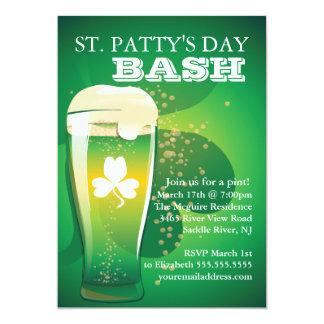 Fun St. Patrick's Day Party Invitation