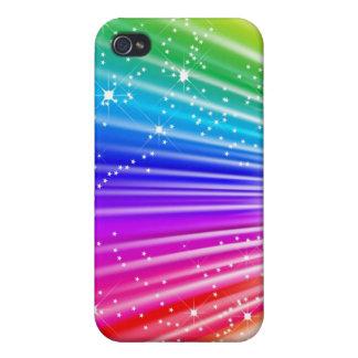 Fun Star Rainbow Speck Case iPhone 4 iPhone 4 Case