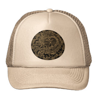 Fun Sun & Moon Kissing T-Shirts Trucker Hat