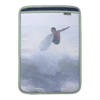 Fun Surfing MacBook Sleeve