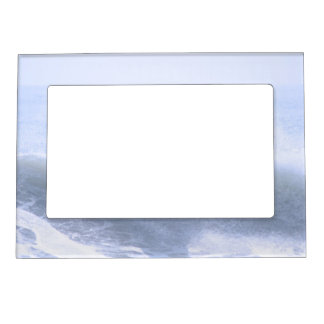 Fun Surfing Magnetic Photo Frame