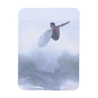 Fun Surfing Vinyl Magnets