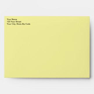 Fun Taurus Envelope