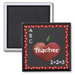 Fun teacher's magnet