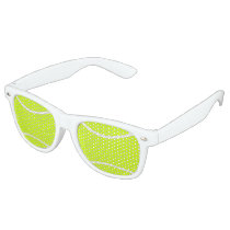 Fun Tennis Player Party Shades Sunglasses