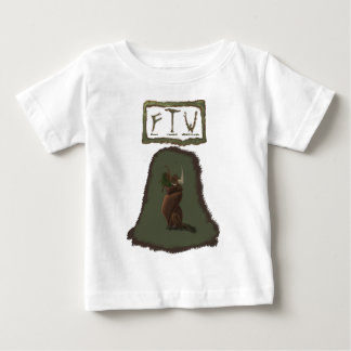 Fun Times Wrestling (FTW) Baby T-Shirt