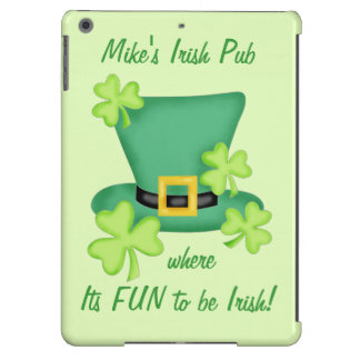 Fun to Be Irish Business Promotion Personalized Cover For iPad Air