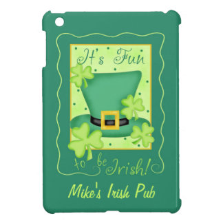 Fun to Be Irish Business Promotion Personalized Case For The iPad Mini
