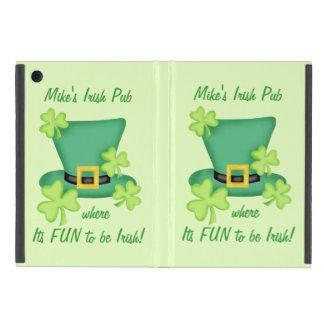 Fun to Be Irish Business Promotion Personalized iPad Mini Covers
