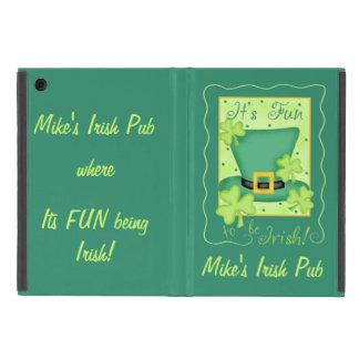Fun to Be Irish Business Promotion Personalized iPad Mini Cases