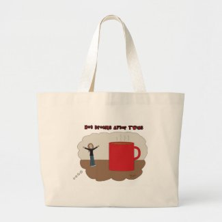 Fun Tote For Moms of Twins