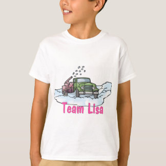 Fun Trucker Tees and Gifts - Team Lisa
