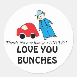 fun Uncle sticker